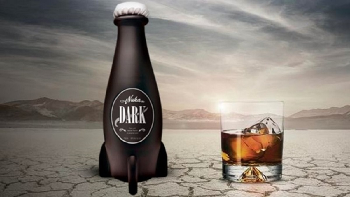 Less Dark Rum, More a Dark, Dark Tale
