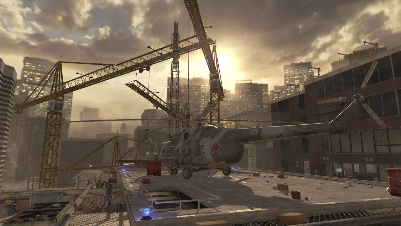 Modern Warfare 2 – Highrise