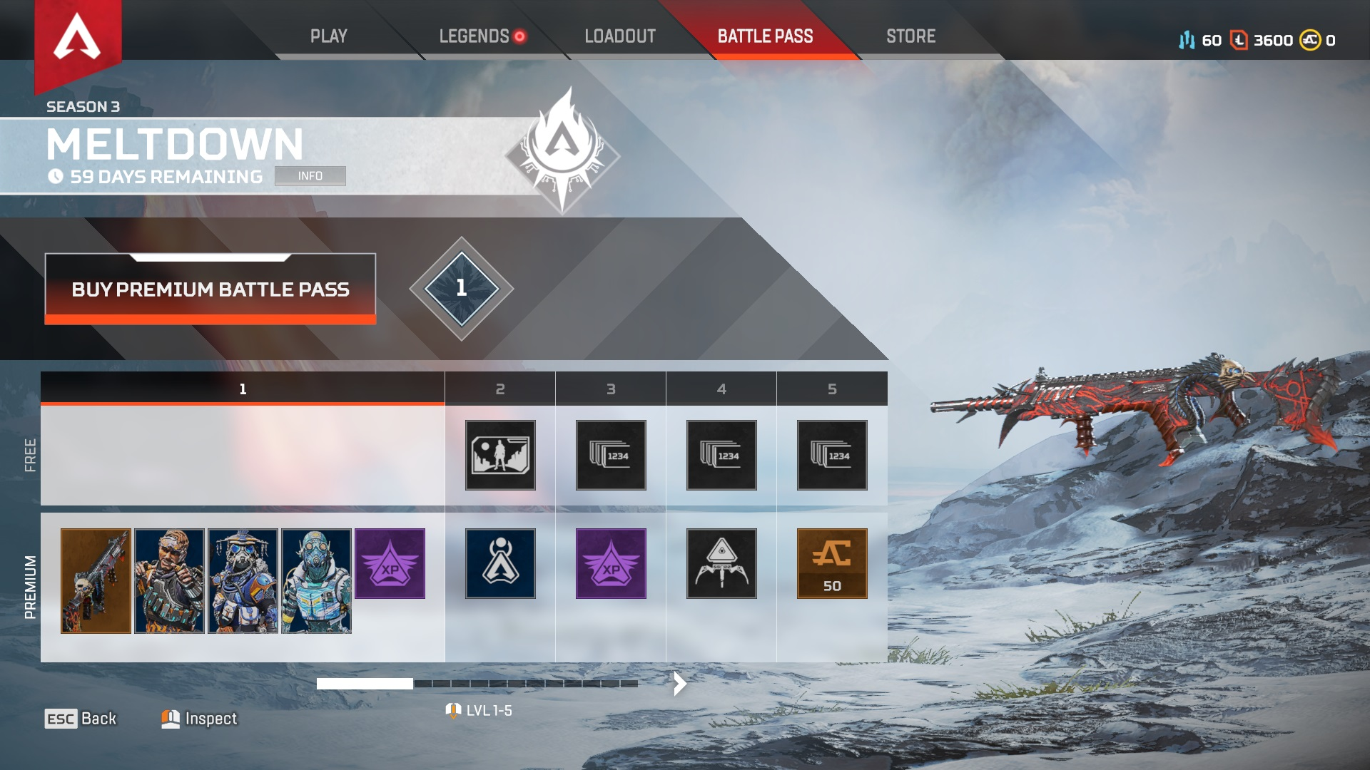 Apex Legends Battlepass in gambling mechanics