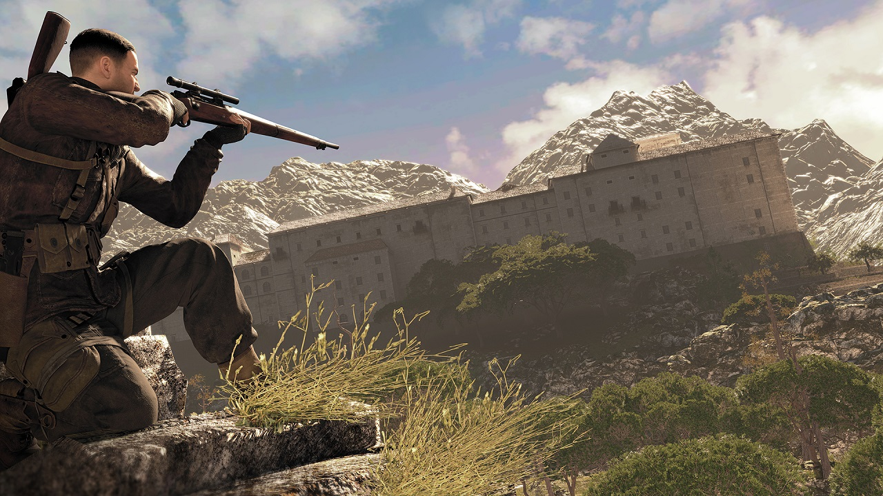 sniper elite 4 in Steam Winter Sale