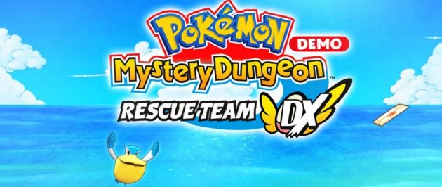 Pokemon Mystery Dungeon: Rescue Team DX Demo First Impressions