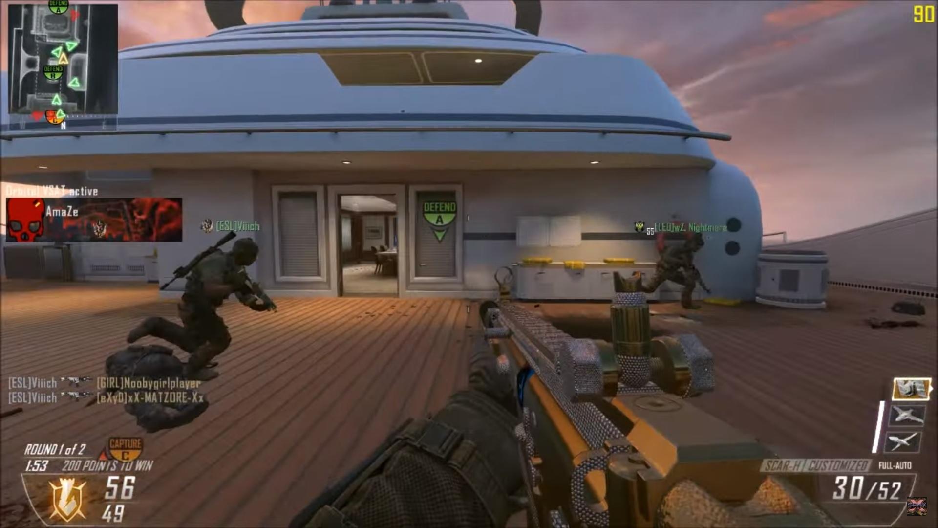Black Ops 2's Rewarding Grind
