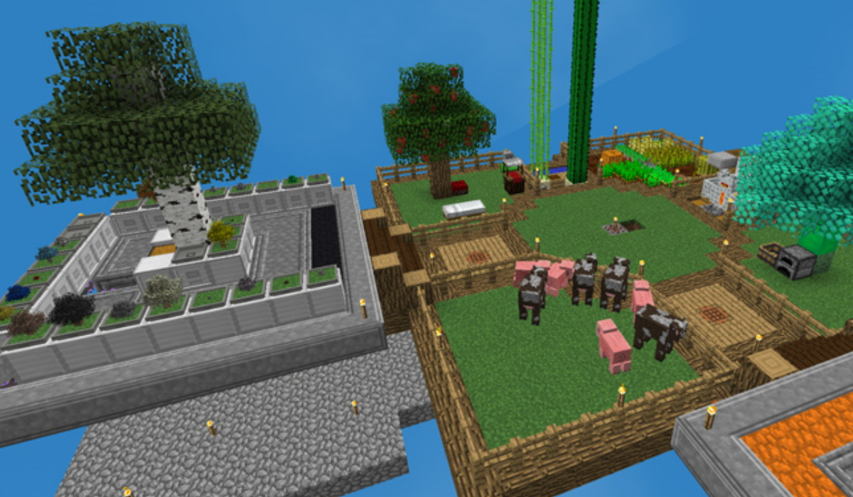 sky factory 4 modpack