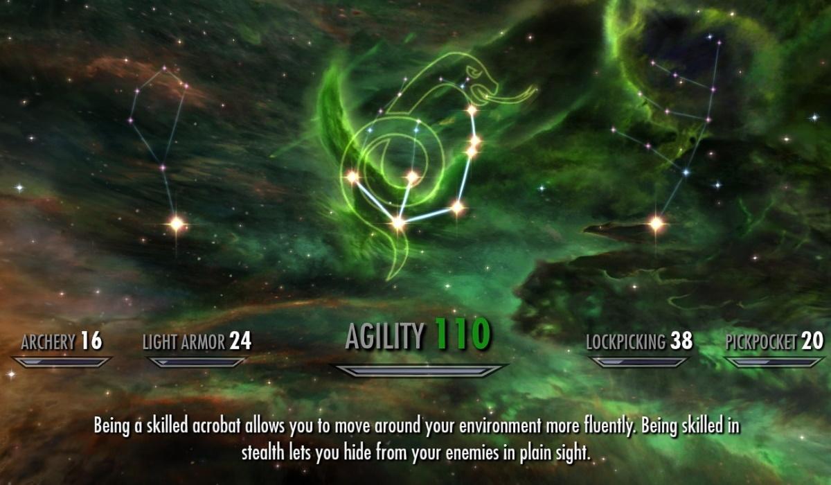 Agility (WIP) Skyrim