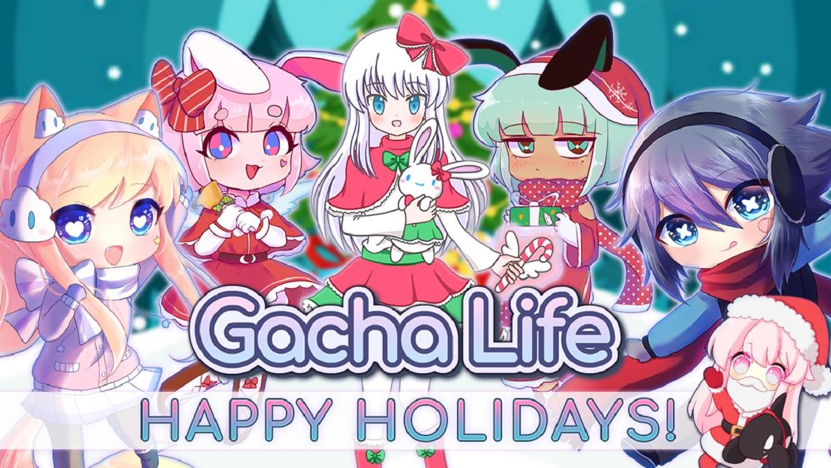 Gacha Life Mobile Games