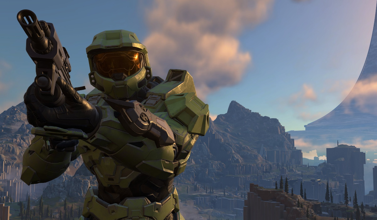 Halo Infinite Masterchief