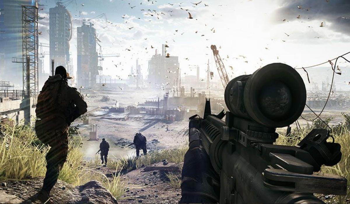 Battlefield 6 combat
