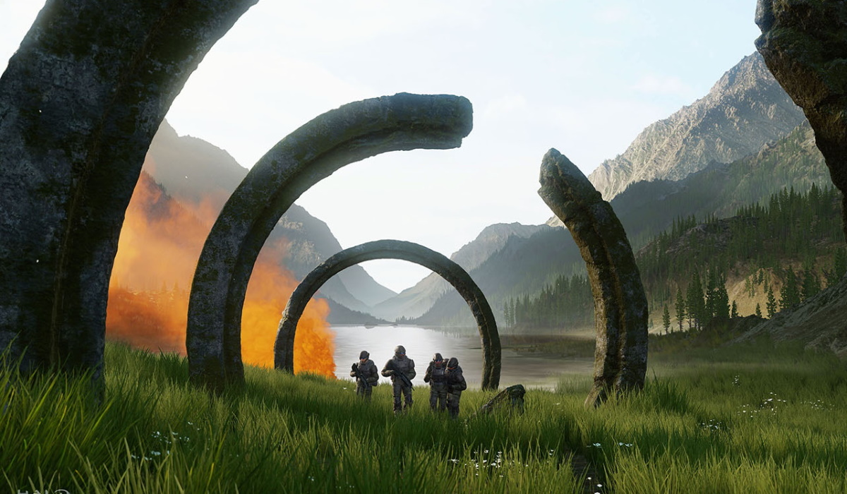 Halo Infinite for next generation consoles